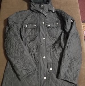 New Barbour arrow parka